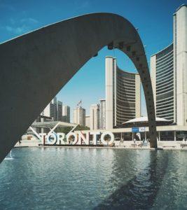 Edificios del ayuntamiento de Toronto