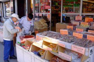 De compras en chinatown Toronto