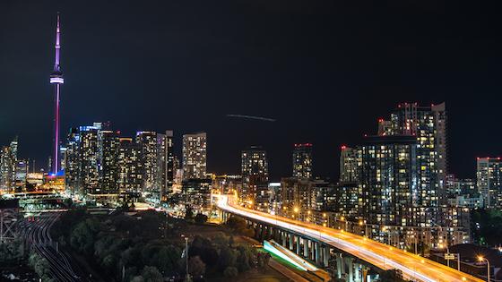 Zonas donde dormir Toronto