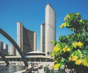 El clima en Toronto en primavera
