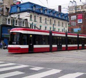 Nuevos tranvías de Toronto
