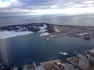 Vista desde CN Tower Toronto