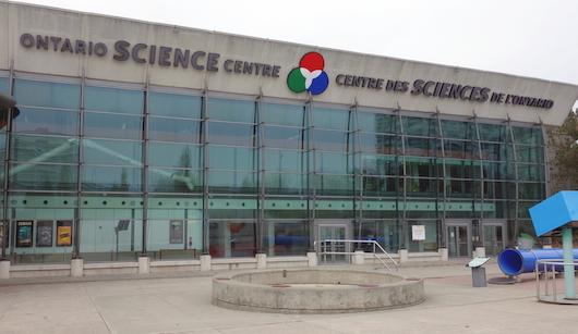 Centro de ciencias Toronto