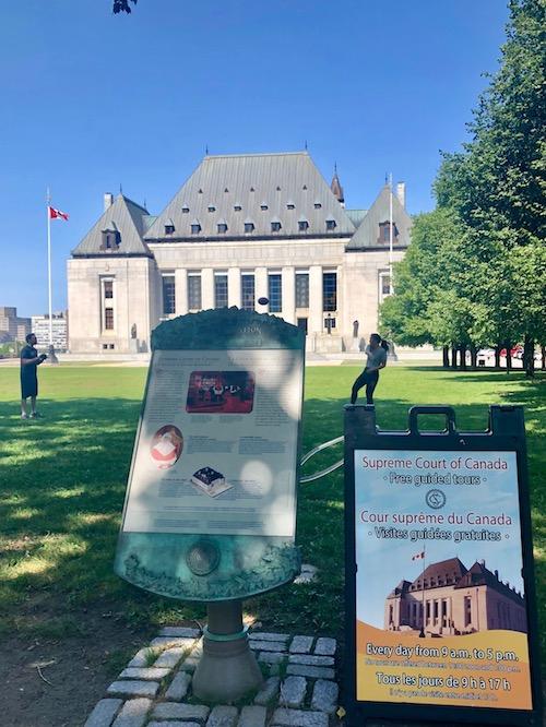 Visitar edificios en Ottawa
