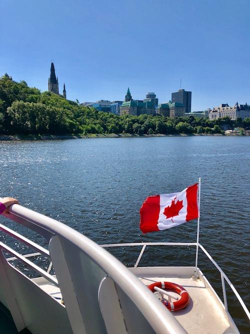 Crucero en Ottawa